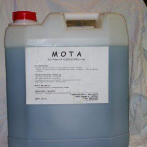 Gel líquido MOTA